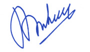 Handtekening Herman